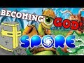 Becoming A God In SPORE - Spore Was A mistake and only we can save it