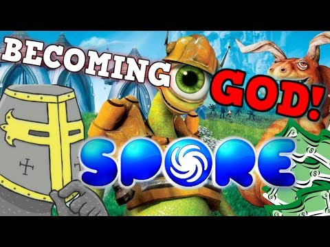 Becoming A God In SPORE - Spore Was A mistake and only we can save it thumbnail