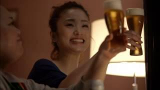 上戸彩 向井理 トータス松本 クリアアサヒ CM Aya Ueto/Osamu Mukai/Tor...