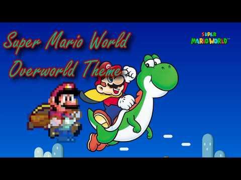 Super Mario World - Overworld REMIX!! By Jugebox98