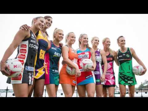 2017 Suncorp Super Netball Season Launch