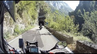 Epic Picos De Europa Motorcycle Road - #spain to #morocco #adventure