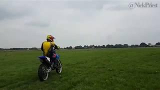Motorcross in Kallenkote