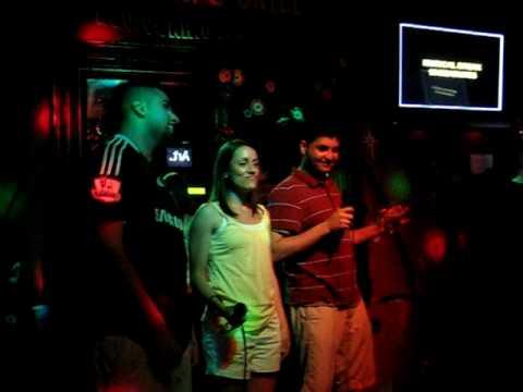 Karaoke with Shameezle