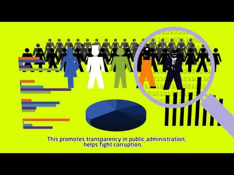 Open Government Data and the OD4D Project