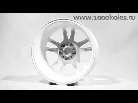 Литые диски Sparco · Rally · White + Blue LIP в интернет магазине 1000koles ru