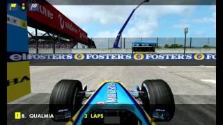 F1 2002 Racing multiplayer online results formula 1 Mod uno year Season race F1C Racing F1 Challenge 99 02  una curva veloce che non si ha realmente bisogno di r Championship racesimulations Grand Prix 4 GP 5 2013 2011 2012 11 15 14 14 41 92 4