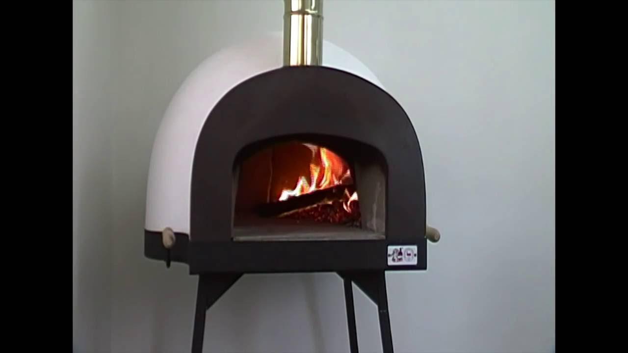 Zio ciro productions forno per pizza a legna o a gas for Sportello per forno a legna