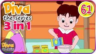 Seri Diva 3 in 1 | Kompilasi 3 Episode ~ Bagian 61 | Diva The Series Official