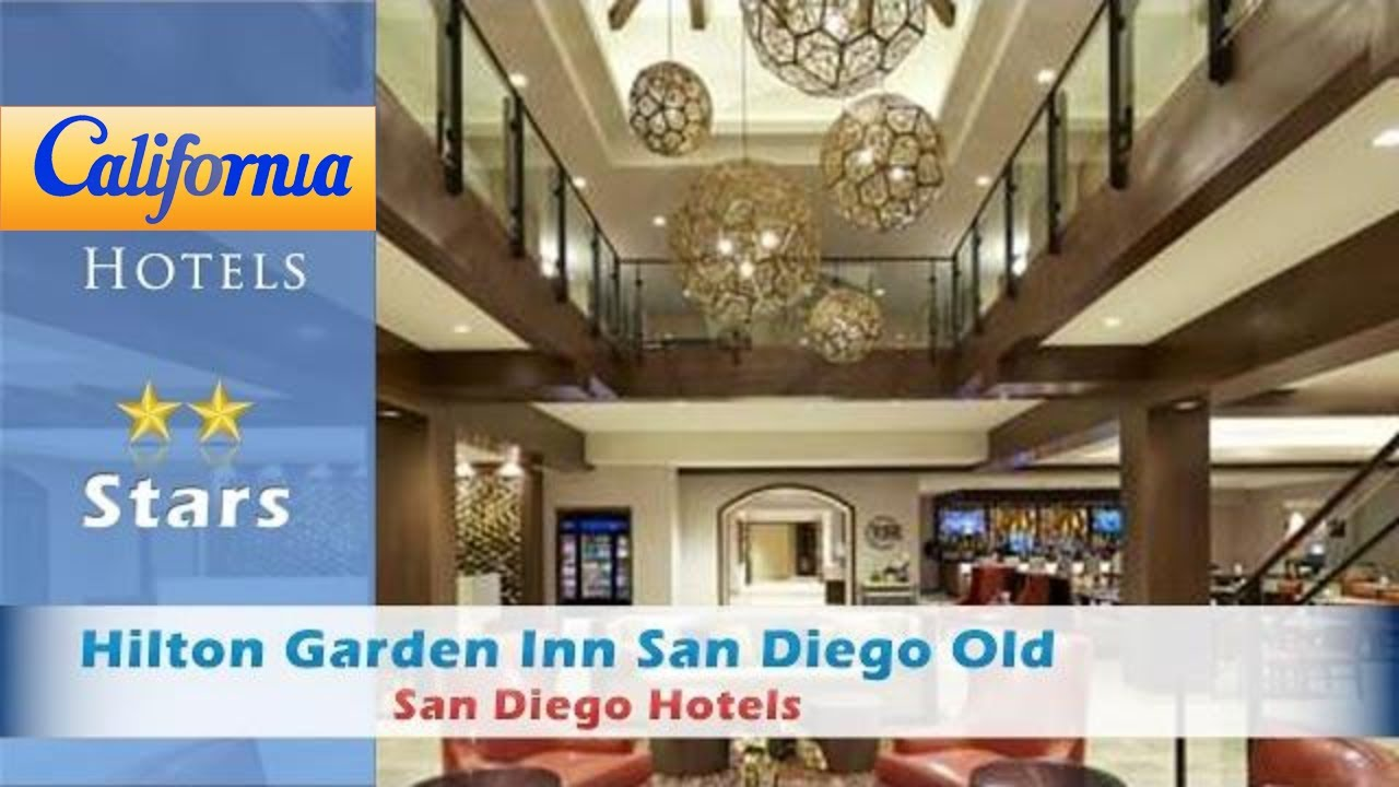 hilton garden inn san diego old townsea world area san diego hotels california - Hilton Garden Inn San Diego Old Town