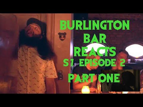 GAME OF THRONES Reactions at Burlington Bar /// S07E02  - PART 1  \\\