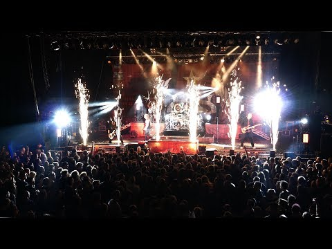 Stone Sour - Hydrograd Tour, Berlin, 20.11.17 - Do Me a Favor (4K)