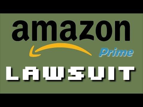 Amazon Prime Class Action Lawsuit