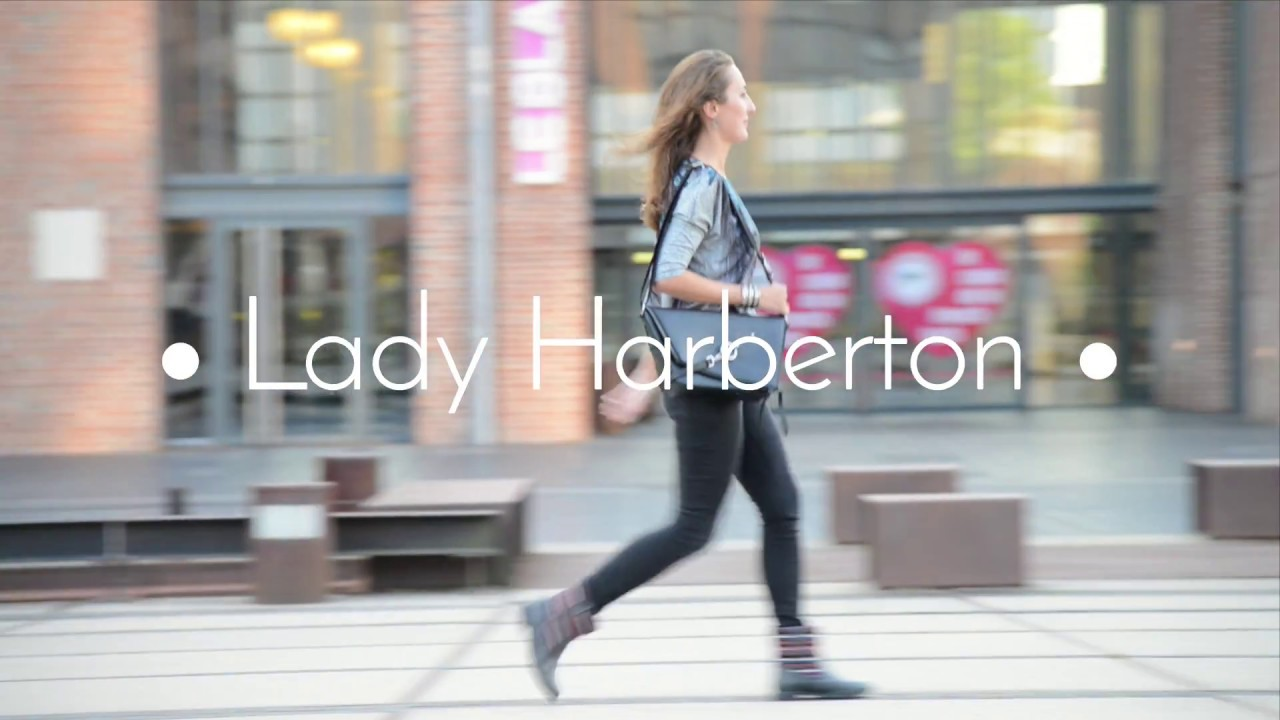 811b7d9ac0 LADY HARBERTON - Beautiful and practical leather handbags for ladies - Made  in France