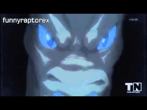 Mega Charizard X Vs  Mewtwo