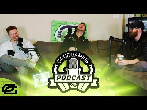 SCUMP HITS 100K TWITCH VIEWERS!!! | OpTic Podcast Ep 71
