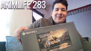 AkimLife, (Ep. 283) Me regalan el nuevo Xbox One X