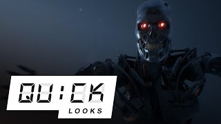 Terminator: Resistance: Quick Look (Video Game Video Review)
