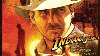 Indiana Jones - Jäger des verlorenen Schatzes - Trailer HD deutsch