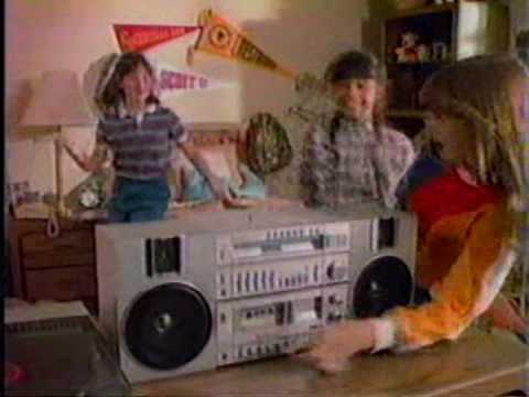totally 80's sears commercial