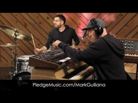"Mark Guiliana excerpt ""Just Hit Record"" w/ Tim Lefebvre and Jason Lindner"
