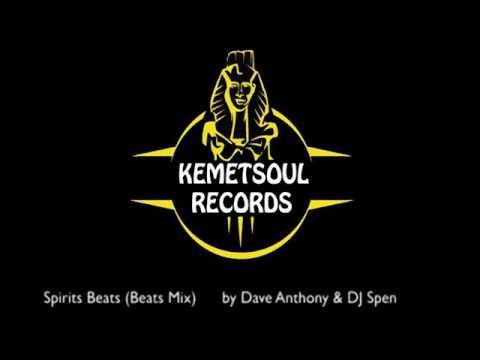 Spirits Beats Beats Mix - Dave Anthony & DJ Spen - Voices EP