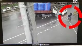 SHOCKING VIDEO: Worst Accidents Seen On Indian Roads.