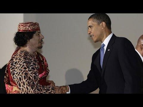 """Résultat de recherche d'images pour """"obama, regrets kadhafi"""""""