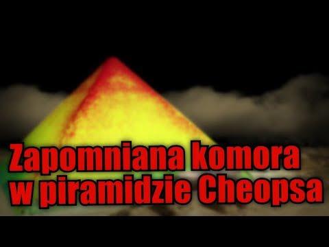 Ukryta komnata w piramidzie Cheopsa dalej pozostaje tajemnicą