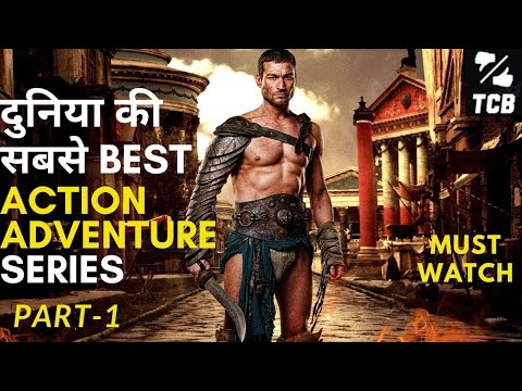 Best Action Adventure  Web Series Hindi Dubbed |Top10 Best Hollywood Web Series Dubbed In Hindi