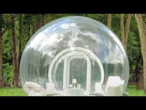 Weird Tents & Weird Tents - YouTube