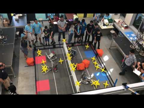 VEX EDR Hawaii State Middle School Championship @ Stevenson Middle School - Finals Match #2