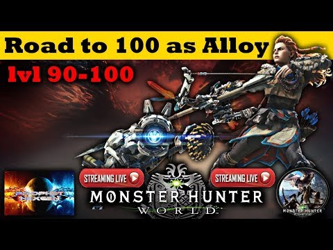 Road to 100 as Alloy