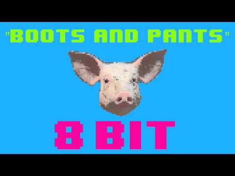 Boots and Pants Song (8 Bit Remix Version) [Tribute to Maxwell GEICO Pig Commercial] - 8 Bit Cover