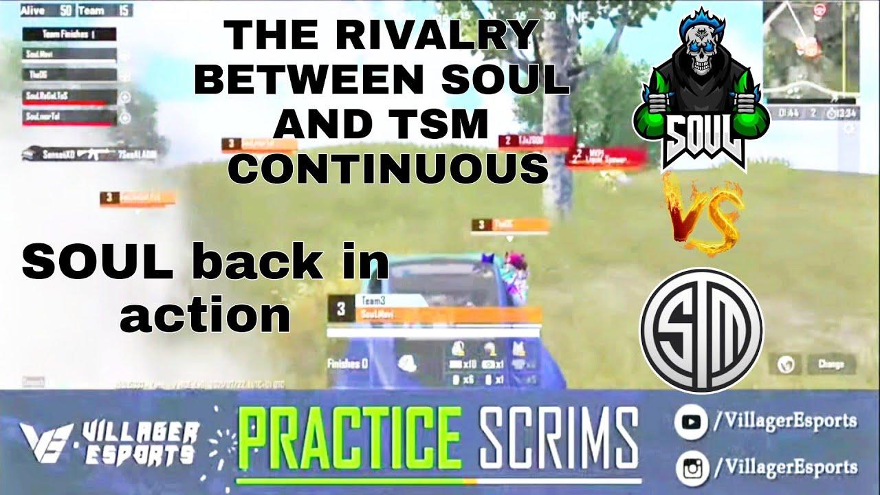 TEAM SOUL VS TEAM TSM Villager eSports day 7 first match soul opp