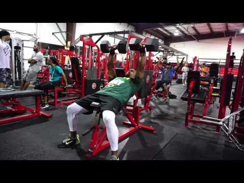 ABT- Athletic Based Training: Dynamic Isolated Chest