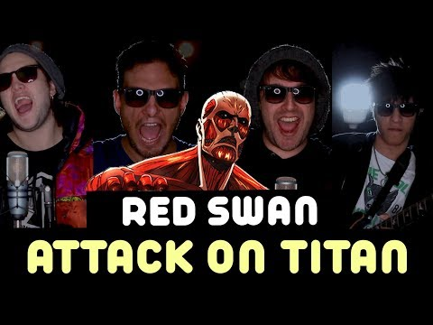 Red Swan (Attack on Titan OP 4)・Ricardo Cruz (feat. Nordex)