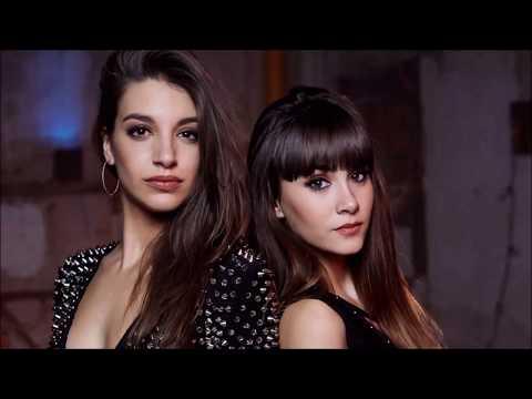 AITANA y ANA GUERRA - LO MALO | LYRICS