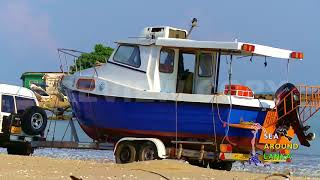 Sea Around Lanka (Sample Program) - English
