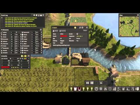 LP Banished Ep 56 - good and bad traders