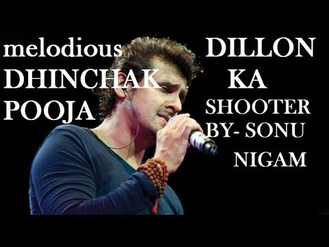 Sonu Nigam sings Dhinchak Pooja's DILLON KA SHOOTER HAI MERA SCOOTER in his melodious voice