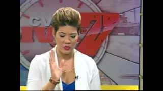 Tessanne Chin first television interview since the Voice