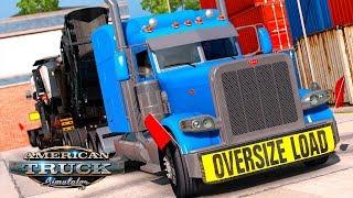 БОЛЬШИЕ ПРОБЛЕМЫ! / Santa Cruz (CA) - Holbrook (AZ)   СТРИМ American Truck Simulator #5