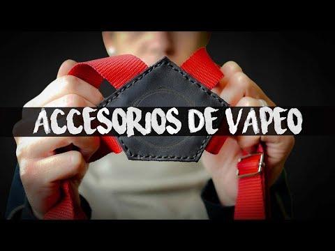 Accesorios de vapeo / mochilas para vapeadores / straps /