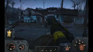 Fallout 4 собираем и чиним первую силовую броню станция обслуживания брони гайд