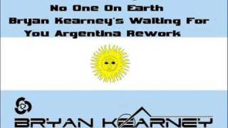 Above & Beyond - No One On Earth (Bryan Kearney