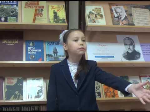 Изображение предпросмотра прочтения – АвгустаБуренина читает произведение «Жди меня иявернусь…» К.М.Симонова