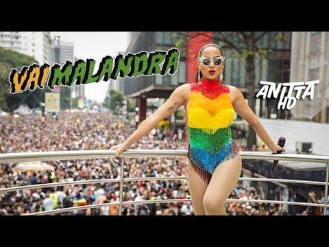 Anitta VAI MALANDRA na Parada Gay em São Paulo 03/06/2018 HD