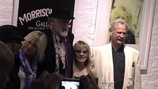 Stevie Nicks 24Karat Gold Opening Party NYC