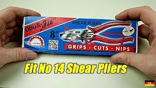Fit No 14 Shear Pliers